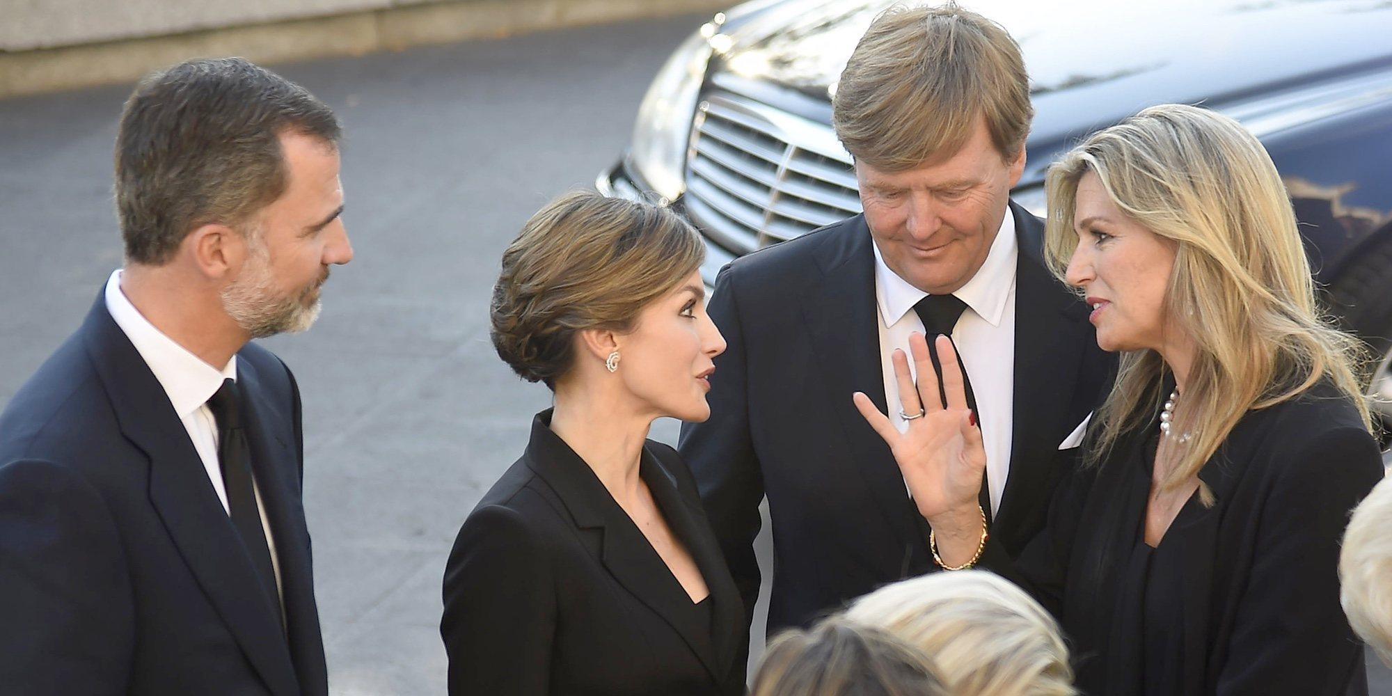 Los Reyes Felipe y Letizia se reencontrarán con Guillermo Alejandro y Máxima de Holanda y otros royals en Auschwitz
