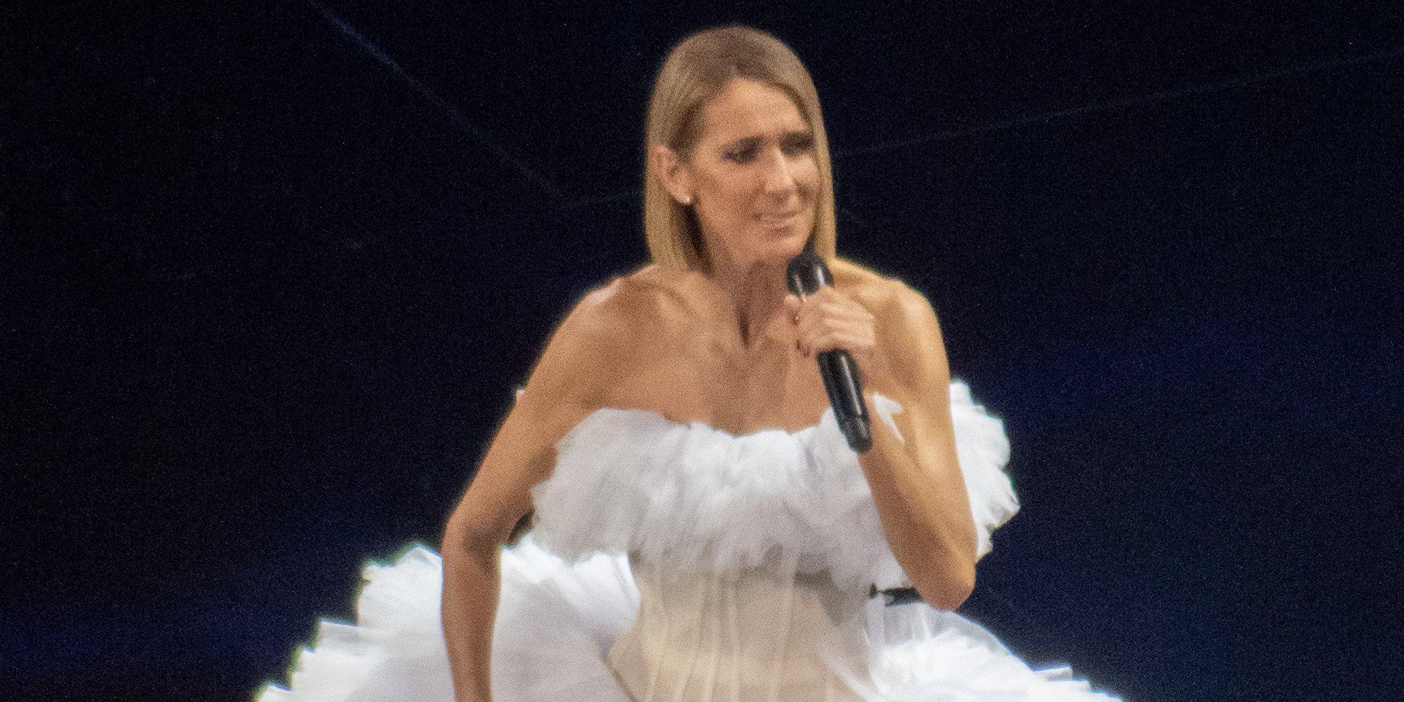 Céline Dion le rinde homenaje a su madre en un concierto tan solo un día después de su muerte