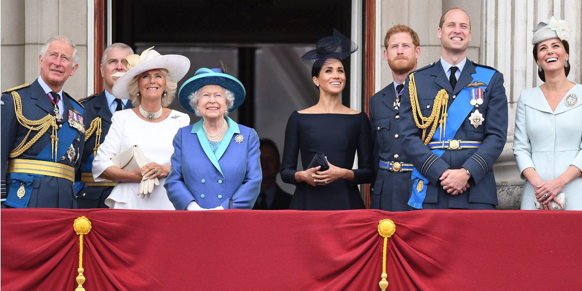 ¿Héroes o Villanos? Así son los hombres y mujeres de mayor peso que se esconden tras la Familia Real Británica