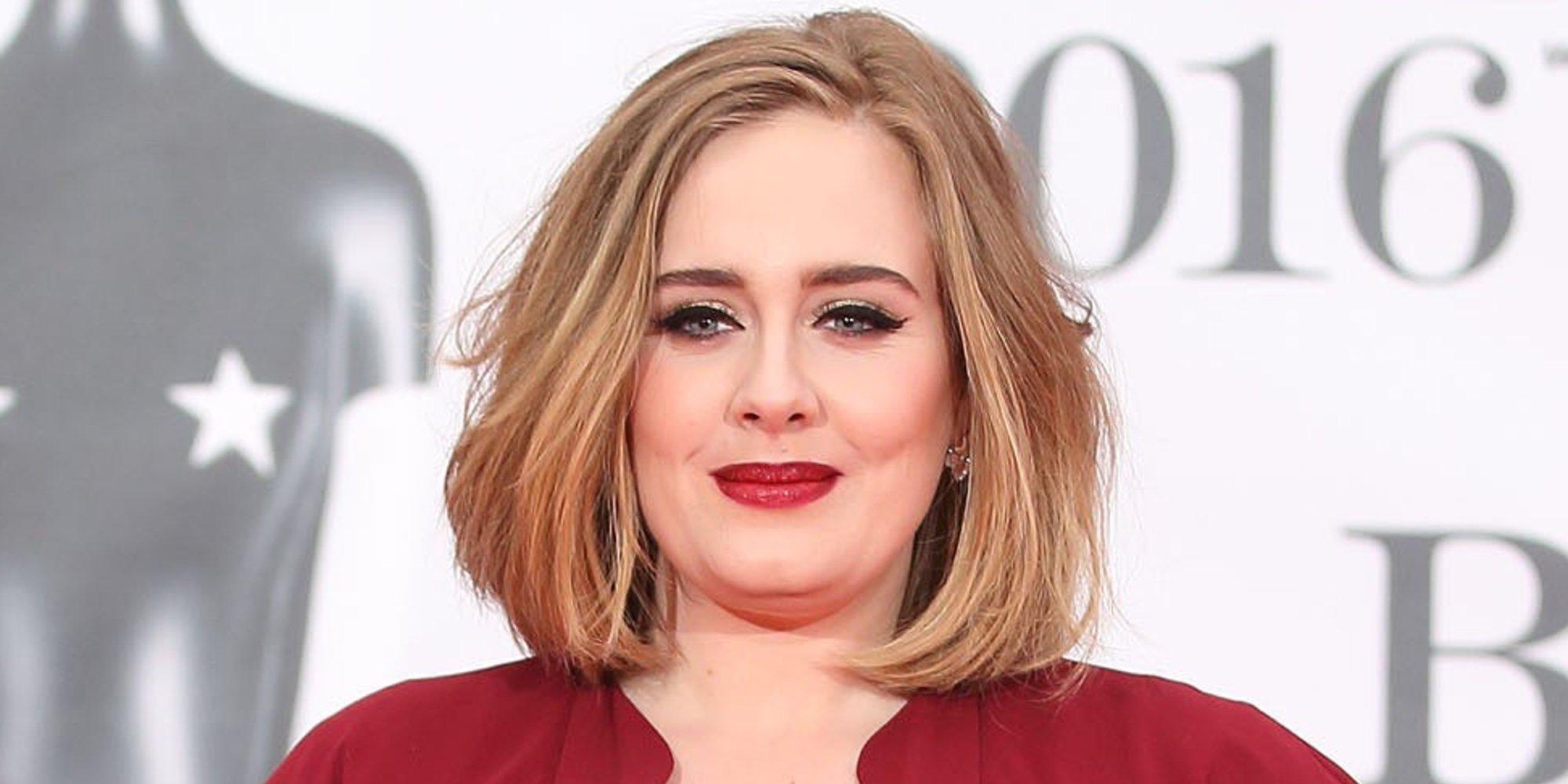 La dieta milagro que ha hecho perder 40 kilos a Adele en seis meses