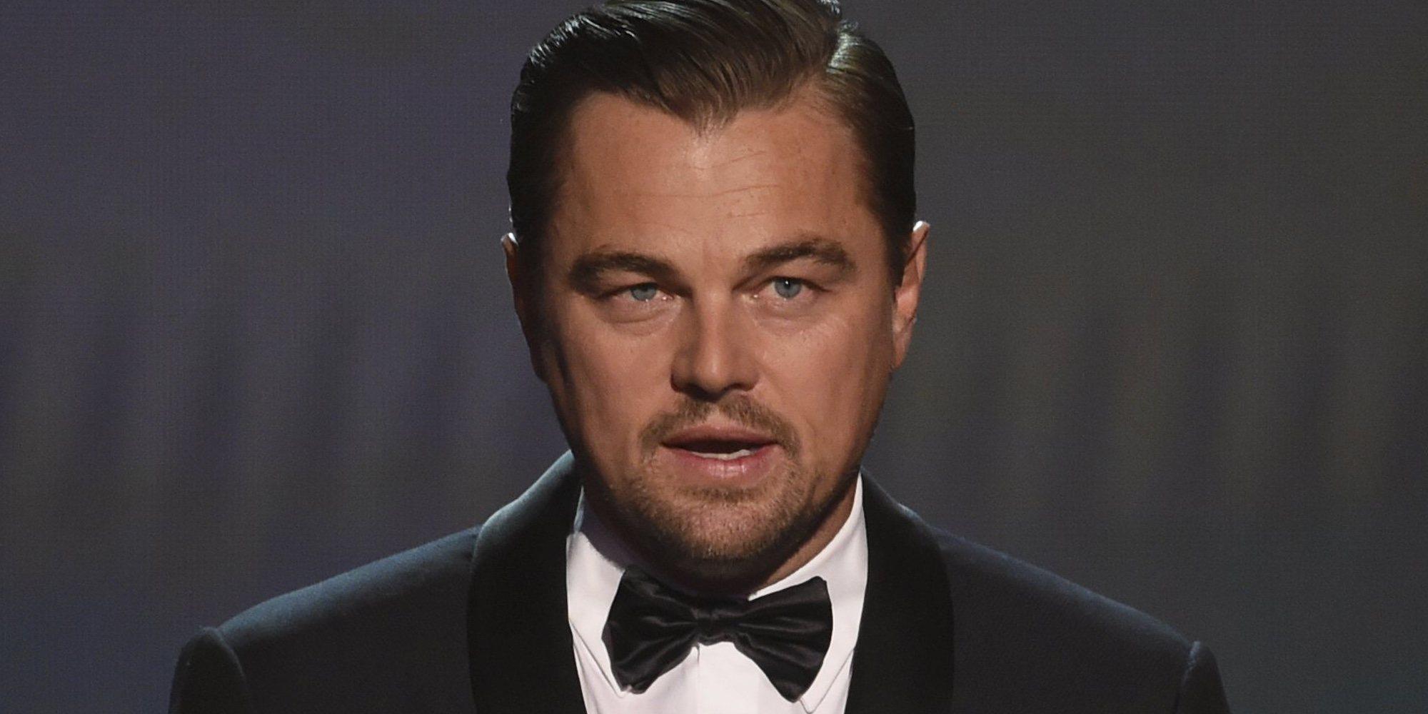 Leonardo DiCaprio confirma su sexta colaboración junto al director Martin Scorsese en los SAG Awards