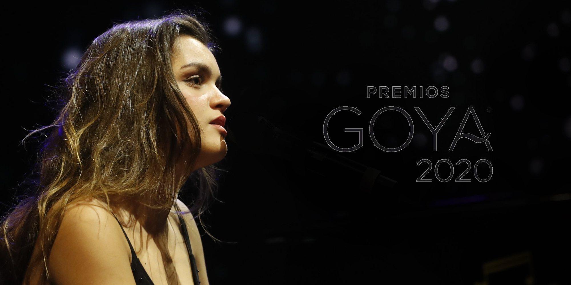 Amaia, Antonio Banderas, Ana Mena, Rayden... así serán las actuaciones musicales de los Premios Goya 2020