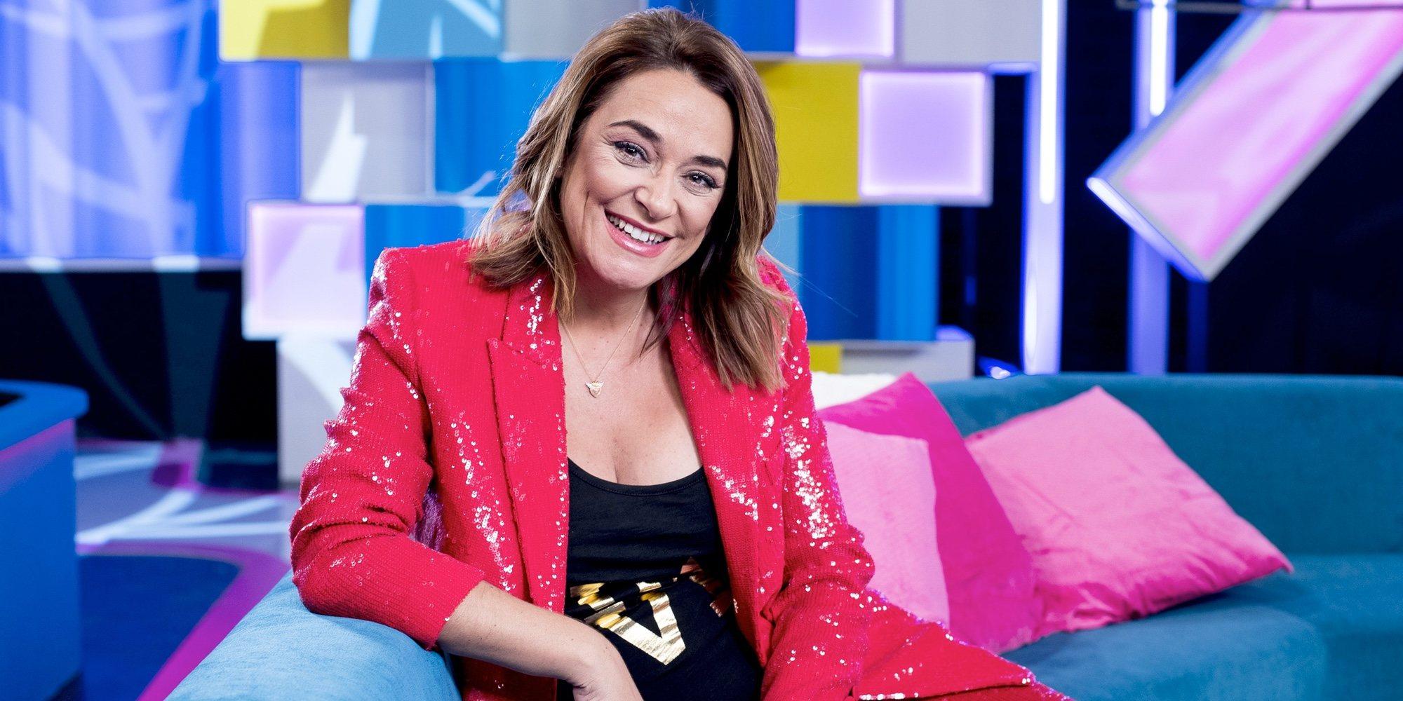 Toñi Moreno se convierte en madre su primera hija