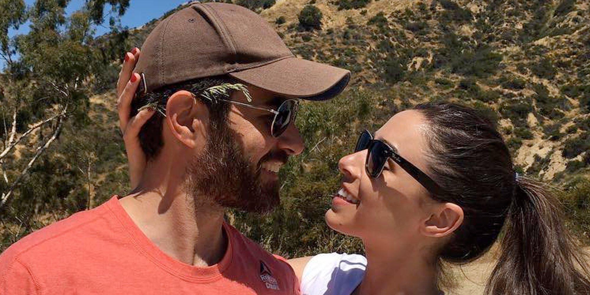 Daniel Muriel y Candela Serrat están esperando su primer hijo