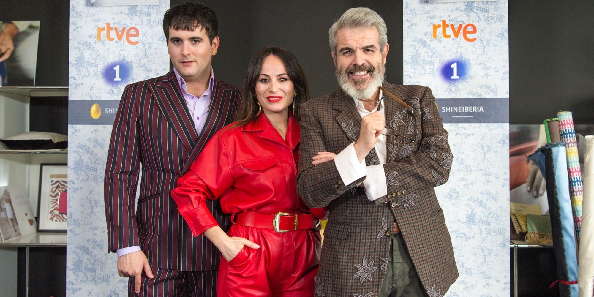 Lorenzo Caprile, María Escoté y Palomo Spain, de 'Maestros de la Costura': casting internacional y mucha ilusión