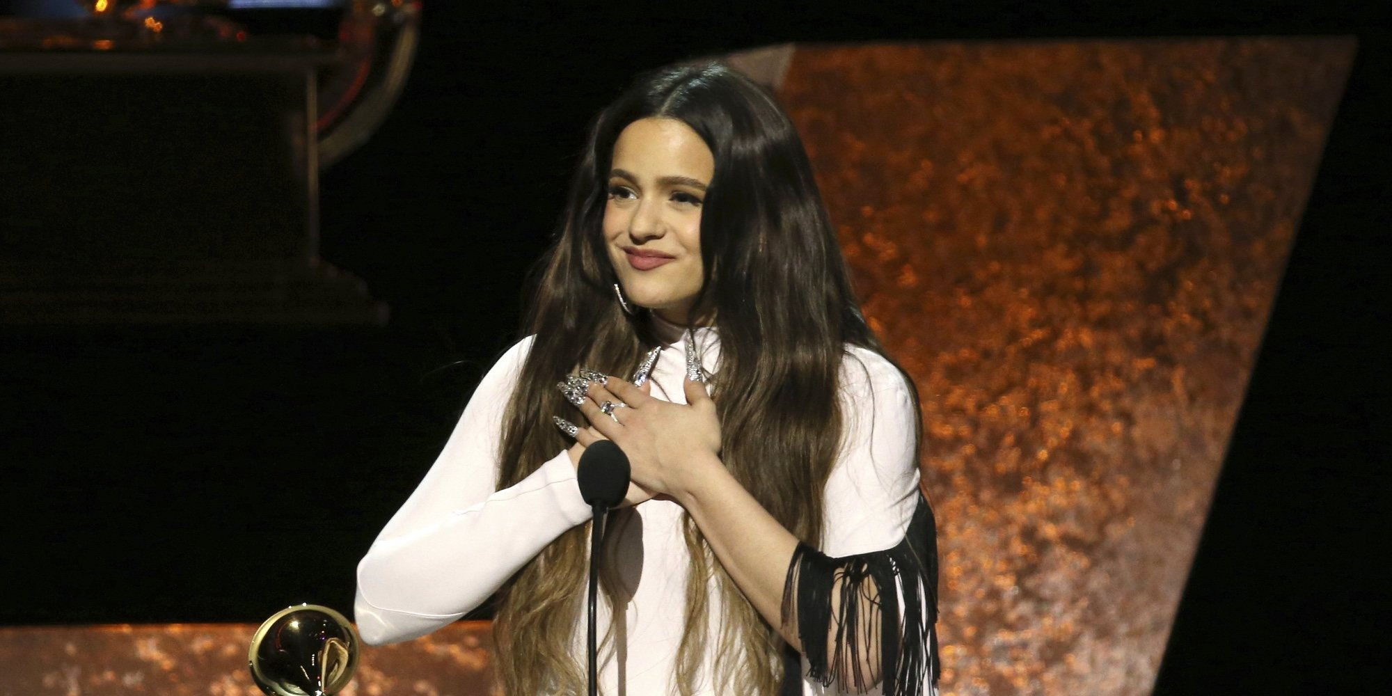 Rosalía conquista los Premios Grammy 2020: de su gramófono histórico a su increíble actuación