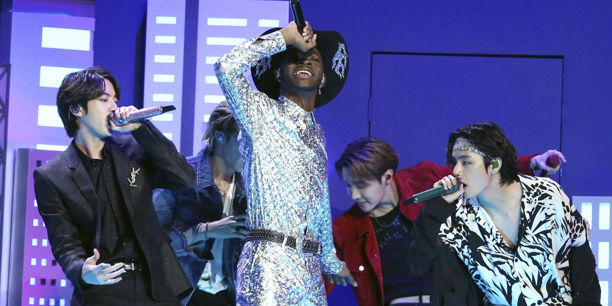 BTS conquista los Premios Grammy 2020 con su actuación