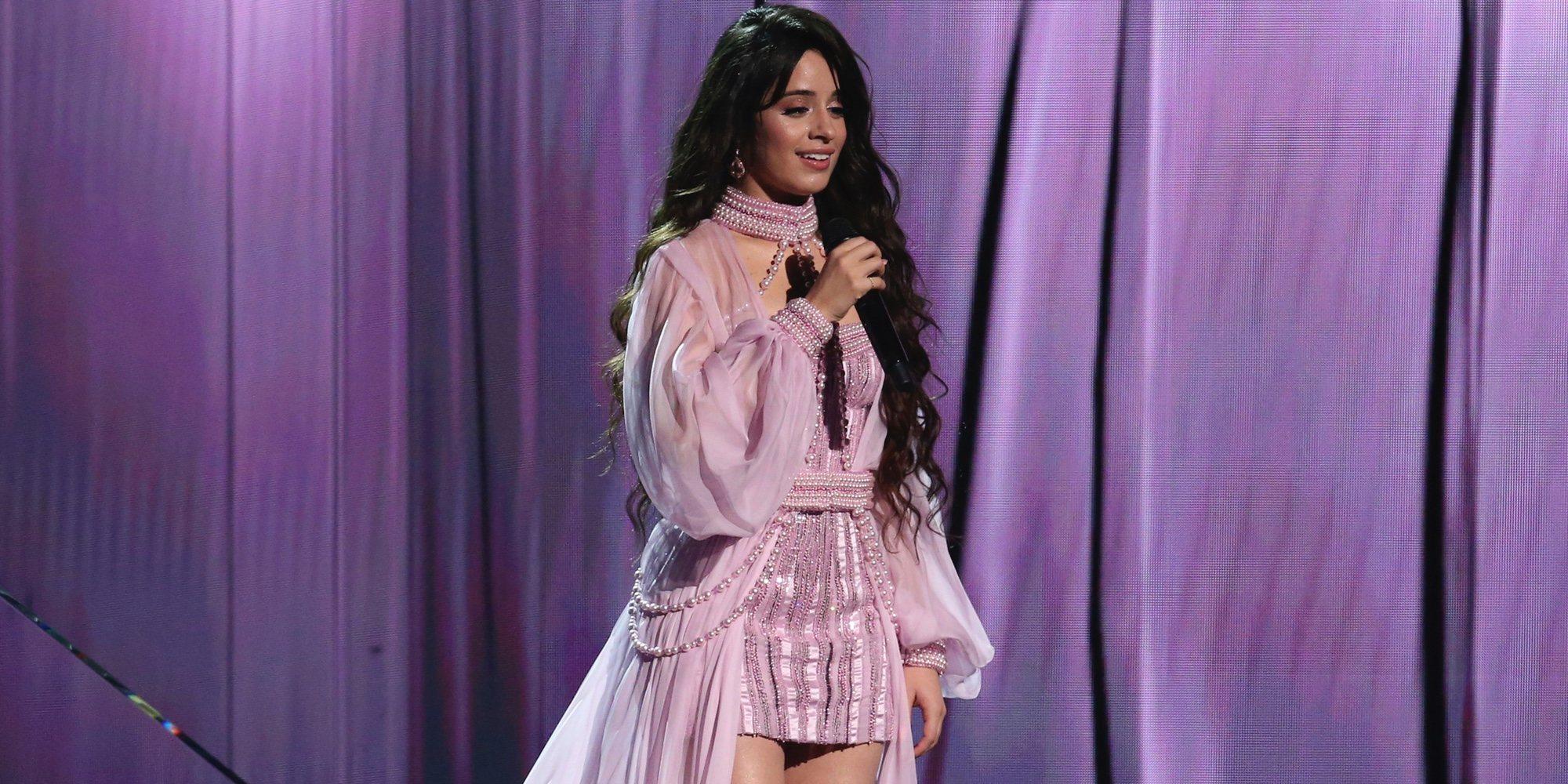 Camila Cabello hace llorar a su padre, Alejandro Cabello, con la canción 'First Man' en los Grammy 2020
