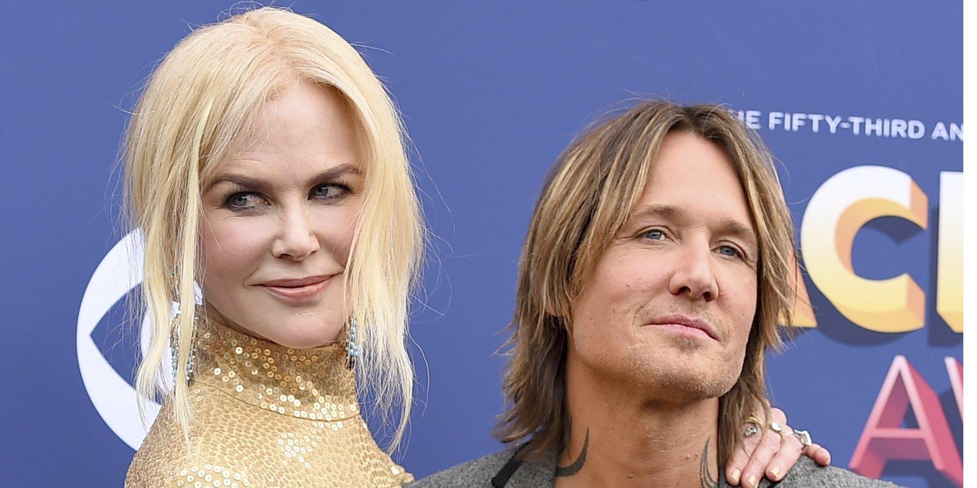 El motivo por el que Nicole Kidman no acompañó a Keith Urban a los Premios Grammy 2020