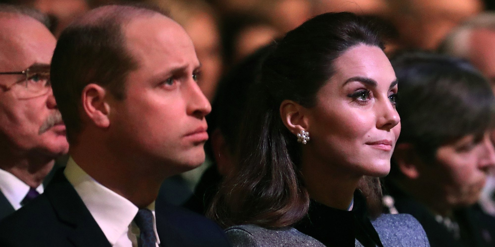 El homenaje del Príncipe Guillermo y Kate Middleton a la madre del Duque de Edimburgo en el Día del Holocausto