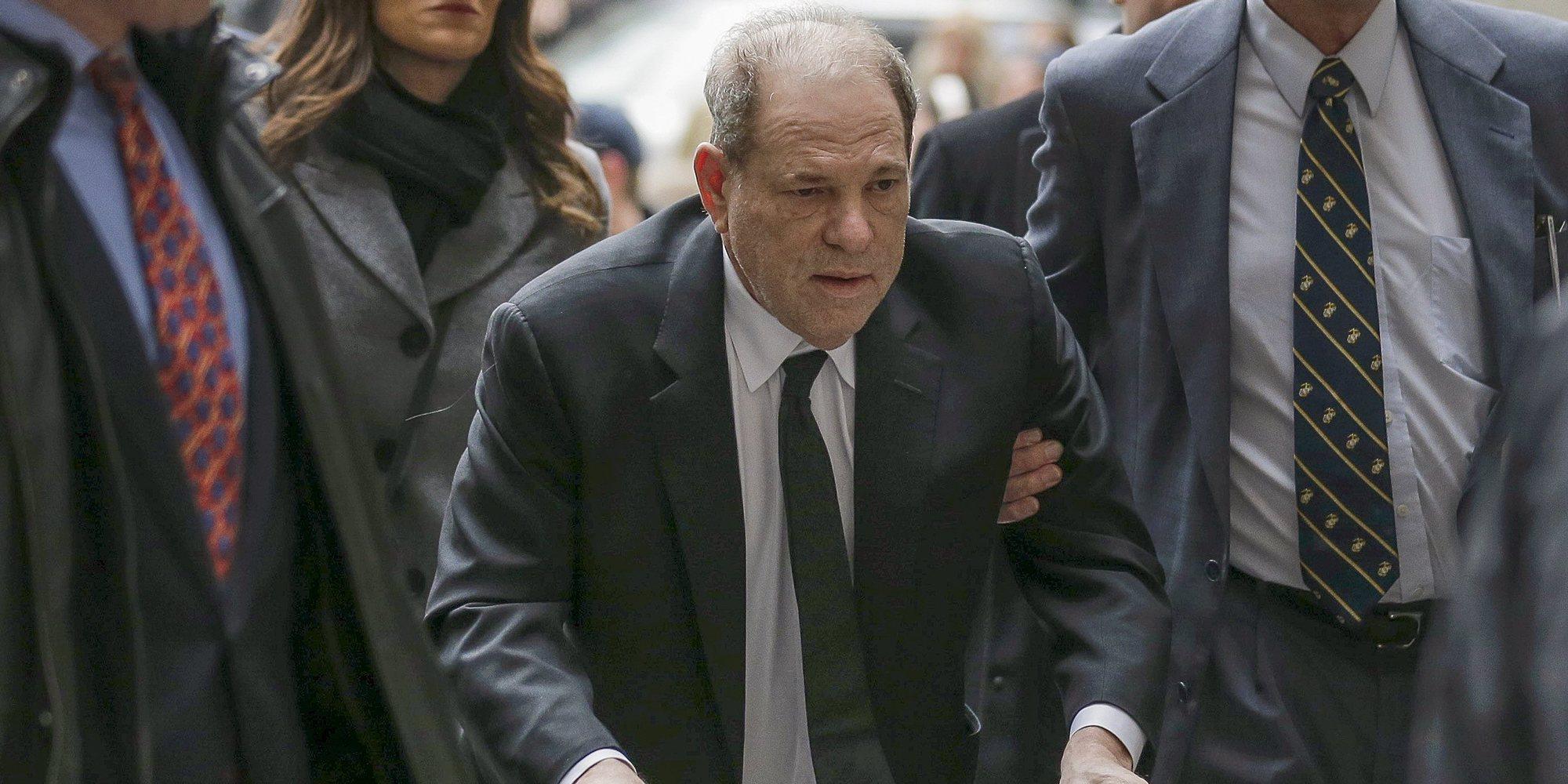 Sigue el juicio contra Harvey Weinstein: testifica la denunciante a la que presuntamente violó 2 veces
