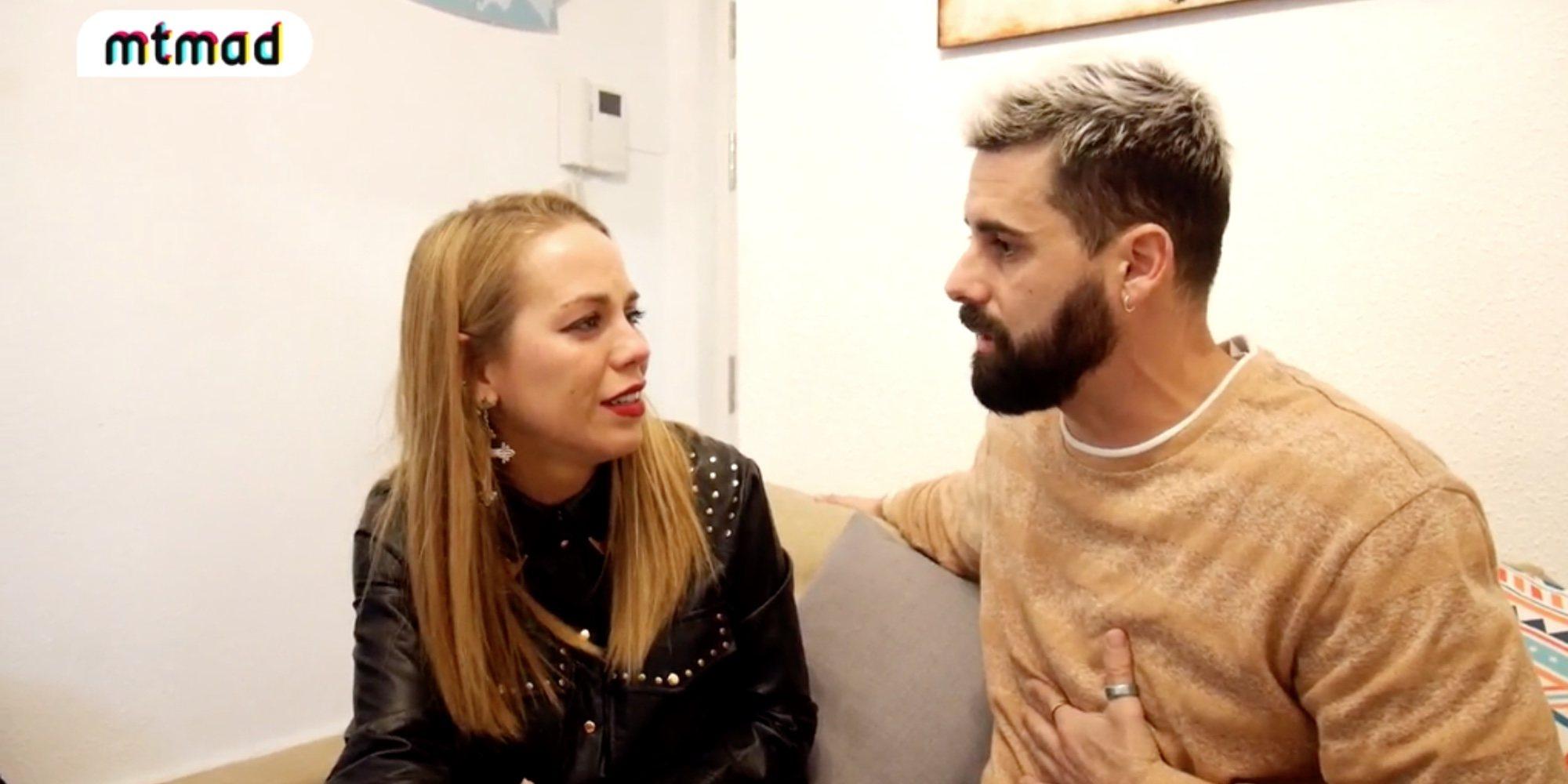 Yolanda Claramonte y Jonathan Pérez confiesan el motivo de su aborto