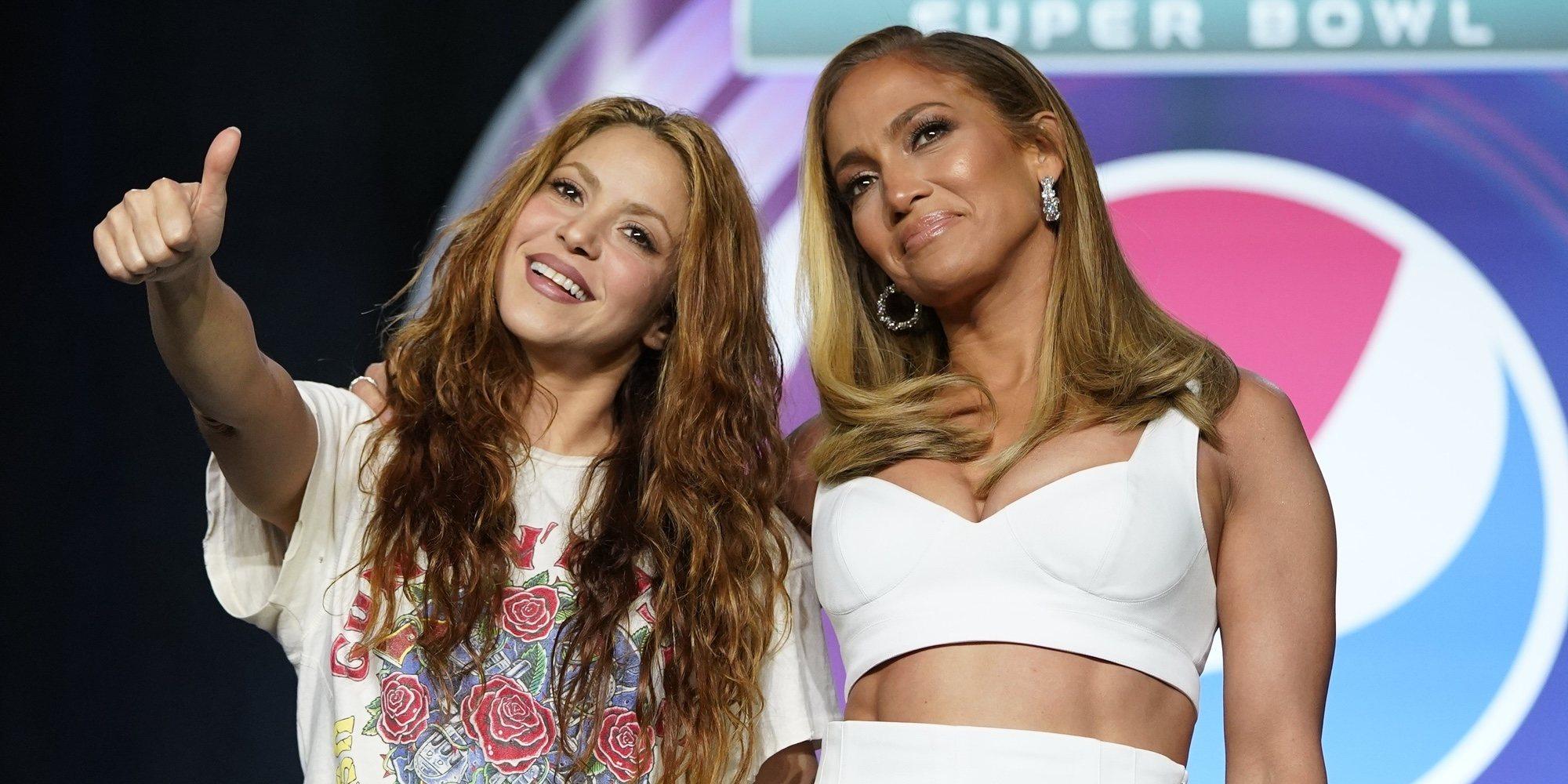 Shakira y Jennifer Lopez dan los detalles de cómo será su actuación en el intermedio de la Super Bowl 2020