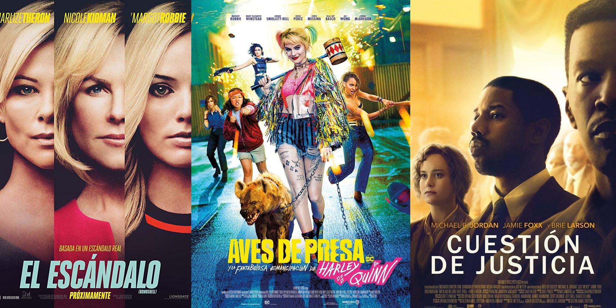 Las 5 películas más esperadas de febrero de 2020