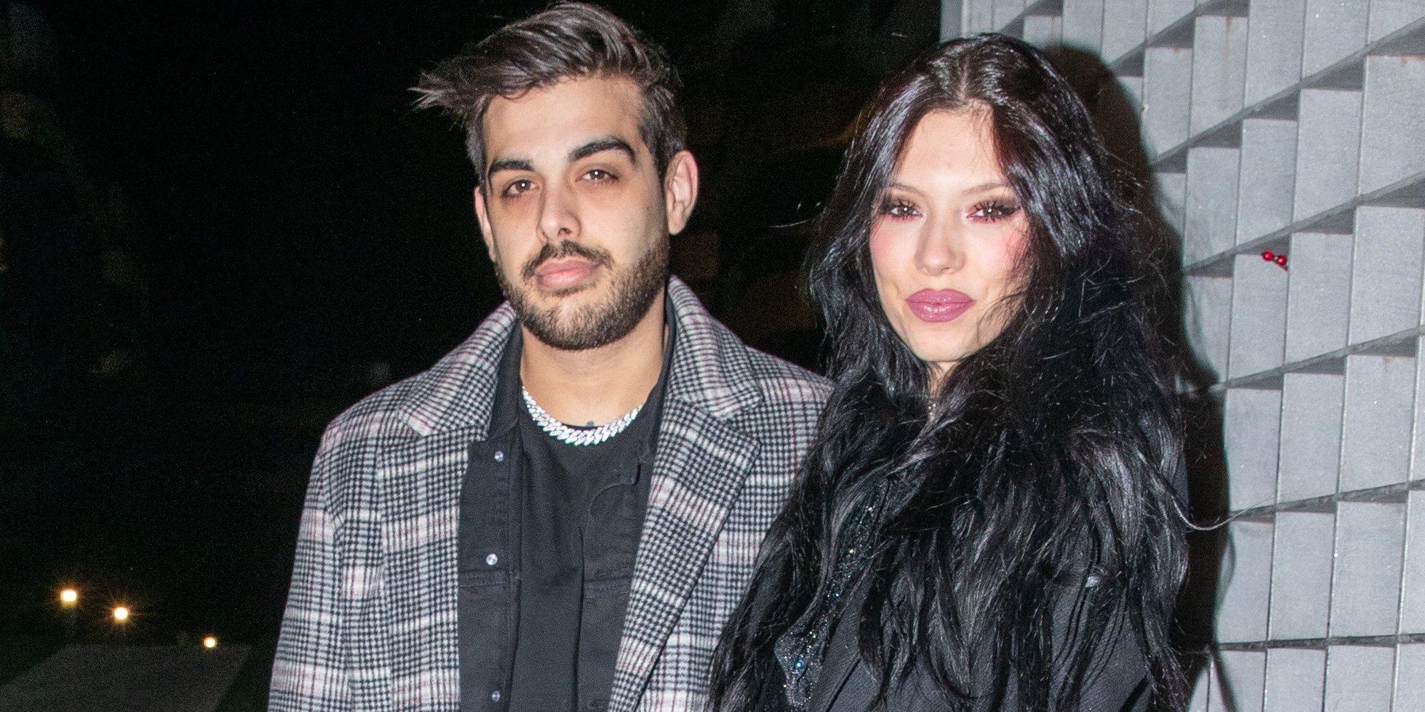 Alejandra Rubio y Álvaro Lobo han roto tras más de dos años de relación