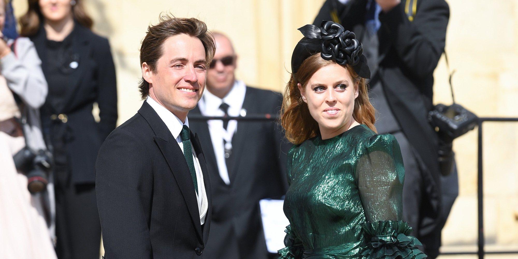 Beatriz de York, muy enfadada por los retrasos de su boda por las polémicas de la Familia Real Británica