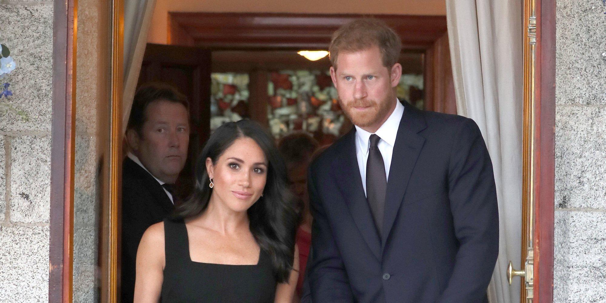 Los canadienses no quieren sufragar la seguridad del Príncipe Harry y Meghan Markle