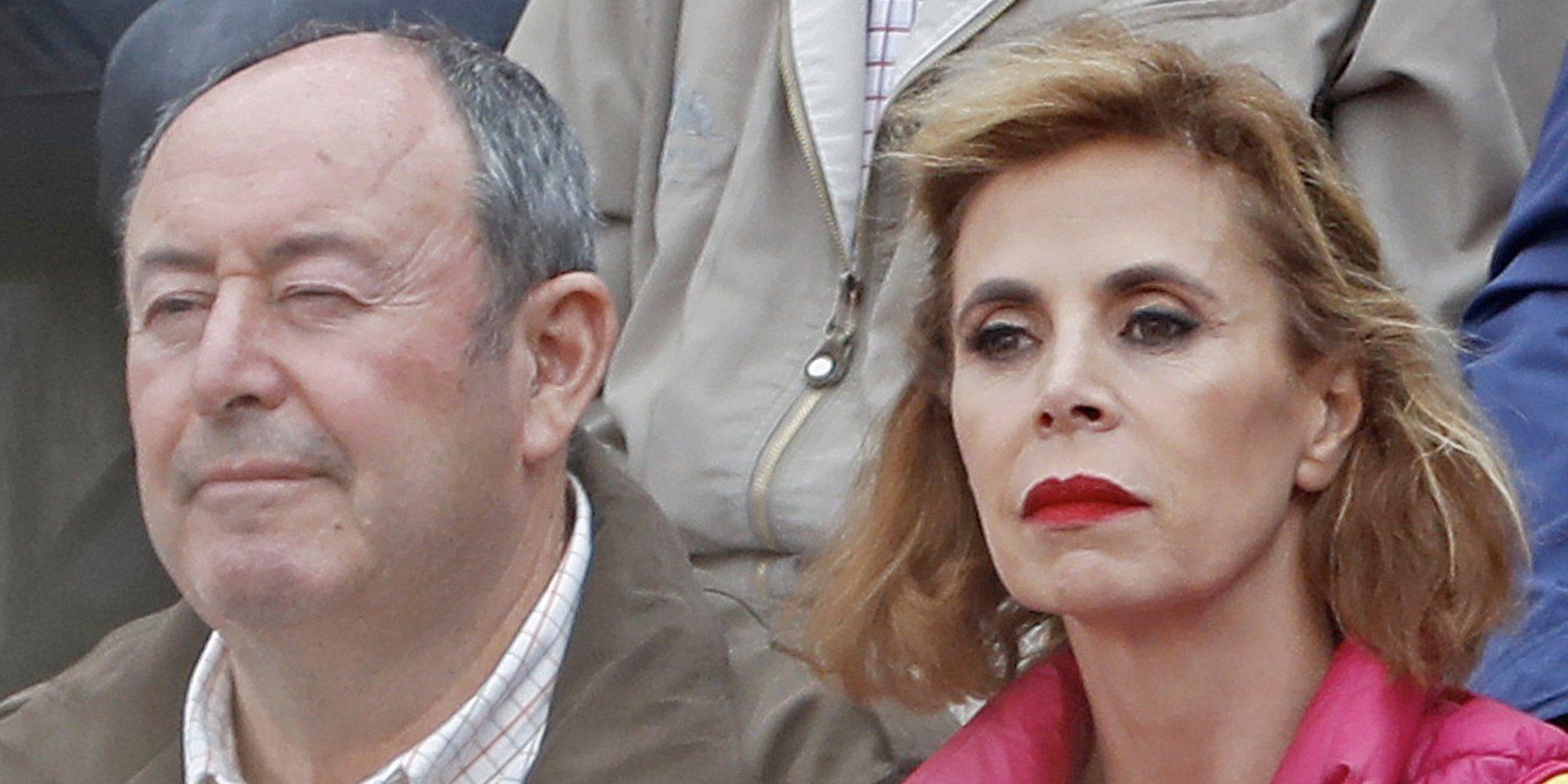 """Ágatha Ruiz de la Prada, sobre su ruptura con El Chatarrero: """"Desde el primer minuto sabía cómo iba a acabar"""""""