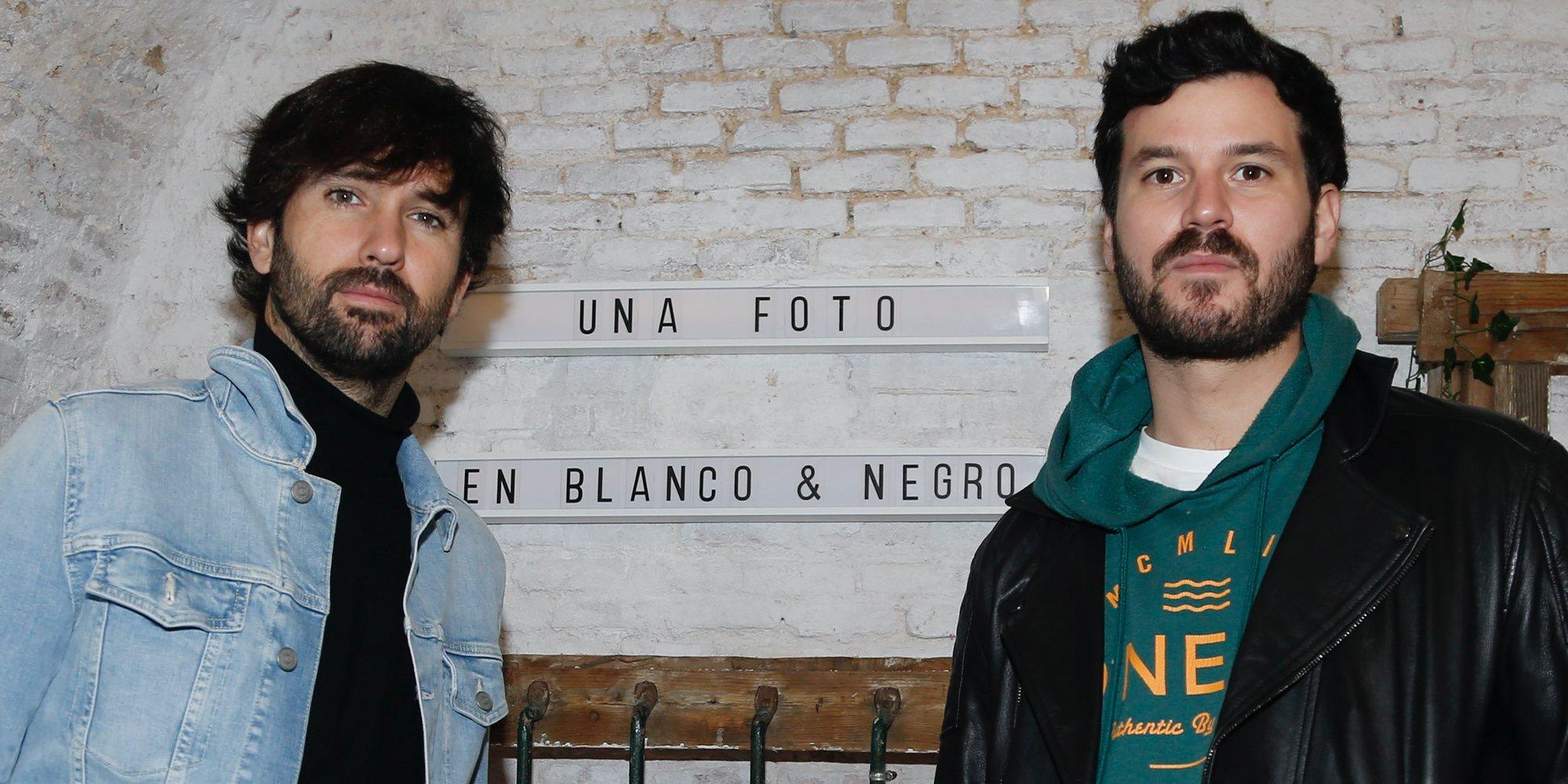 """David Otero y Willy Bárcenas reinterpretan la canción 'Una foto en blanco y negro': """"La hemos hecho nuestra"""""""