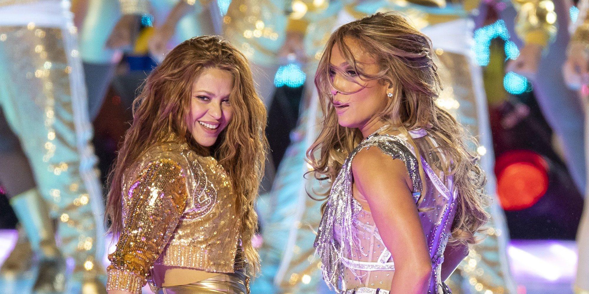 Un hombre pide una indemnización por el show 'porno' de Shakira y Jennifer Lopez en la Super Bowl 2020