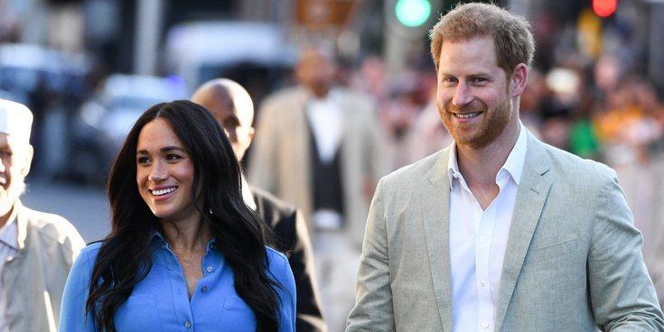 El Príncipe Harry y Meghan Markle hacen su primera aparición conjunta tras el Sussexit