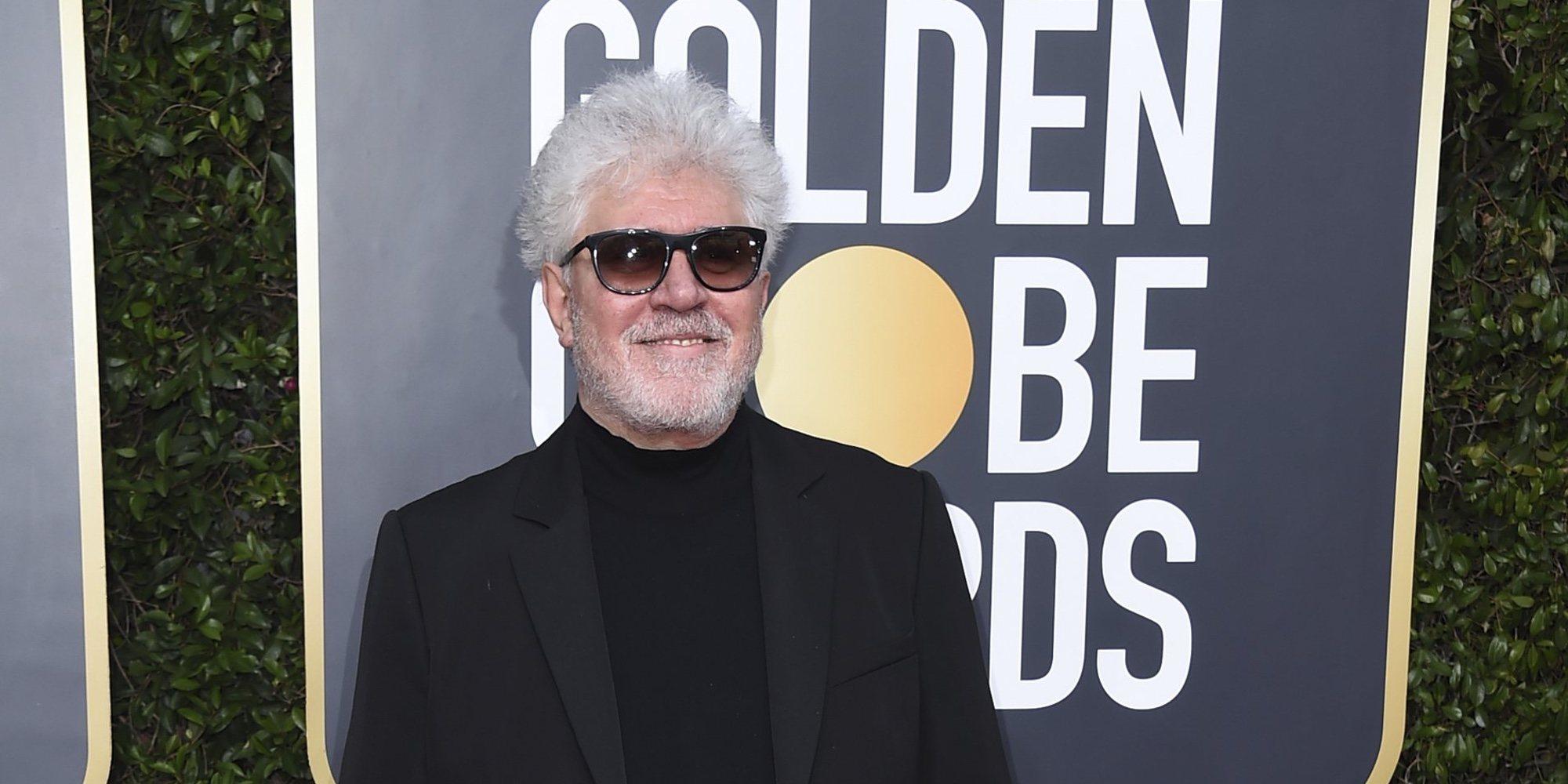 """Pedro Almodóvar no siente celos en los Oscar 2020 por el director de 'Parásitos': """"Si fuera guapísimo o supersexy"""""""