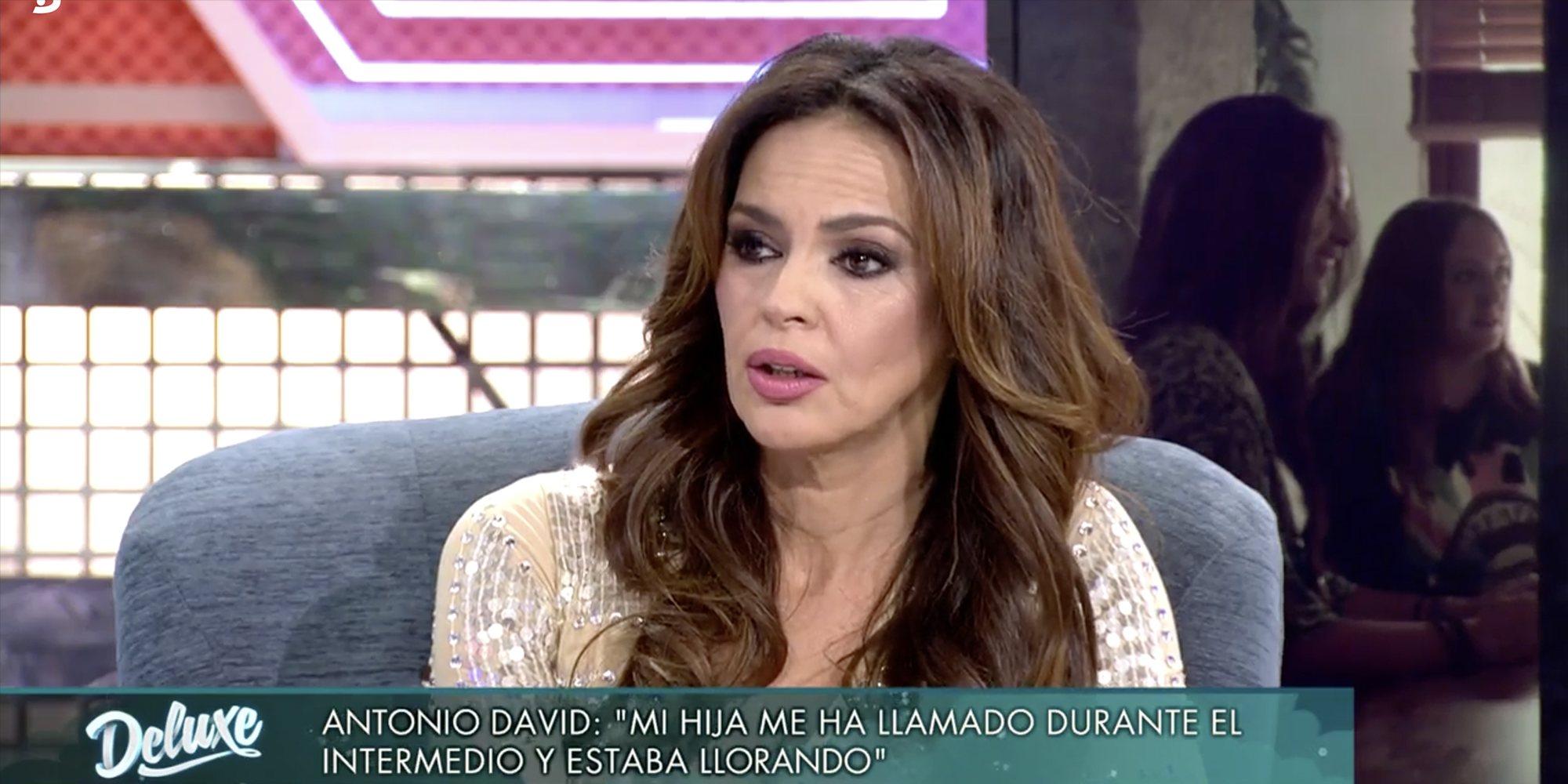 El miedo de Olga Moreno con Rocío Flores por 'Supervivientes 2020'