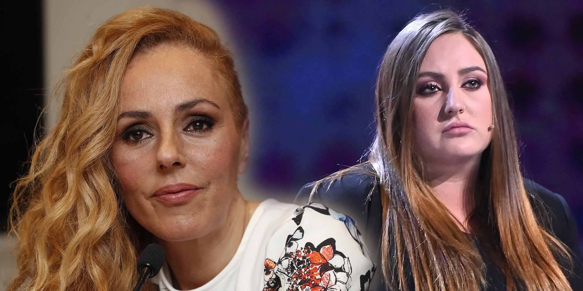 Así se sintió Rocío Flores por las palabras de Rocío Carrasco por su participación en 'Supervivientes 2020'