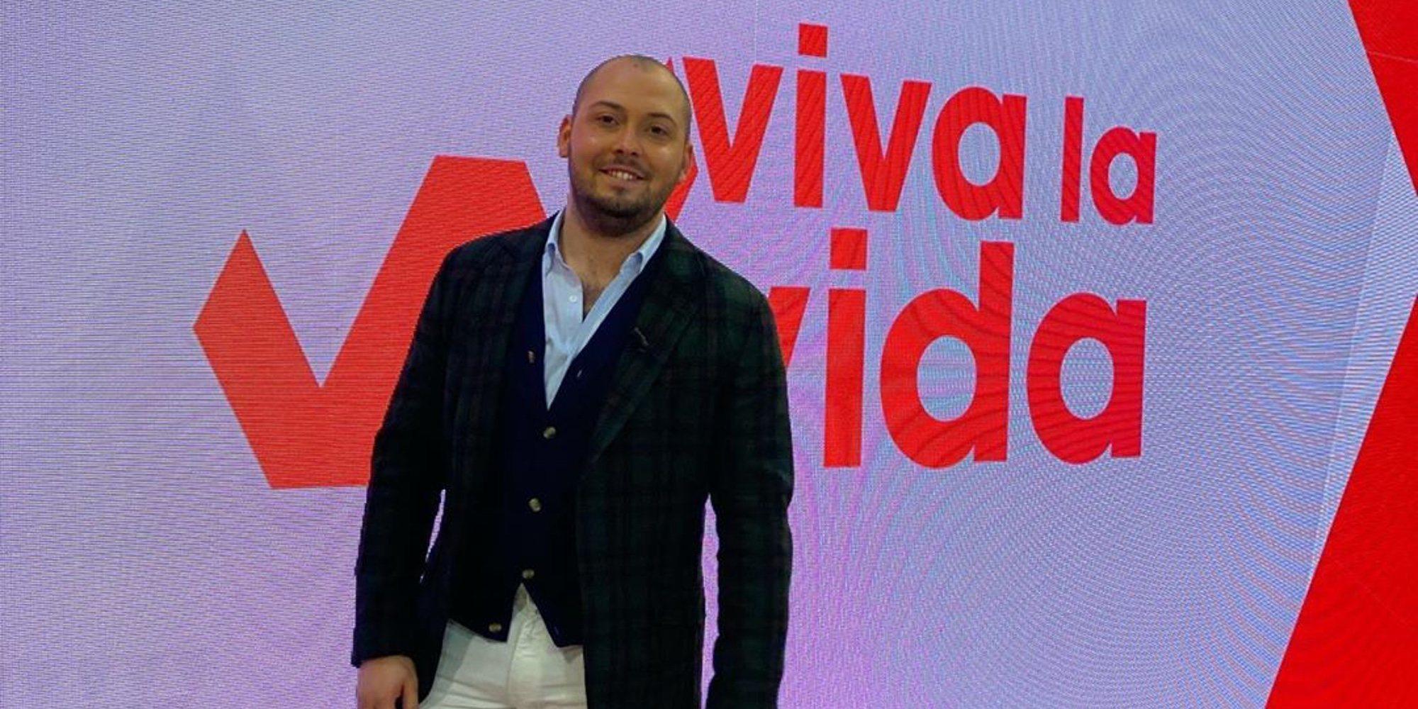 José Antonio Avilés es el séptimo concursante oficial de 'Supervivientes 2020'