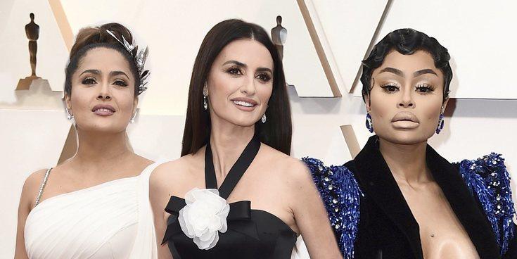 Blac Chyna, Lily Aldridge, Penélope Cruz, Stella del Carmen,.. así ha sido la alfombra roja de los Oscar 2020