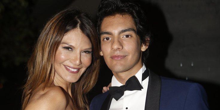 Alejandro Reyes, hijo de Ivonne Reyes y Pepe Navarro, noveno concursante confirmado de 'Supervivientes 2020'