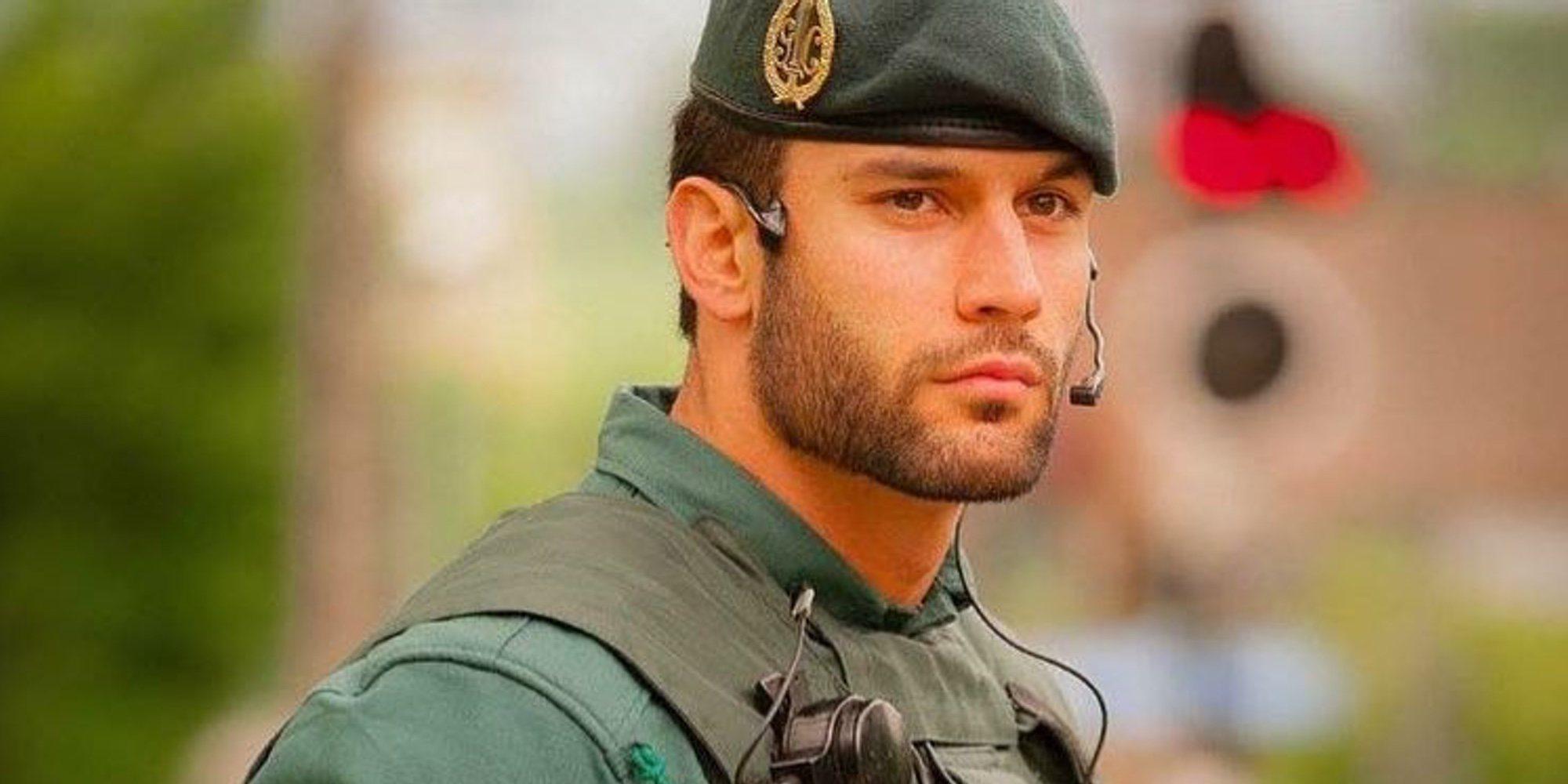 Jorge Pérez, el Guardia Civil más guapo de España, décimo concursante confirmado de 'Supervivientes 2020'