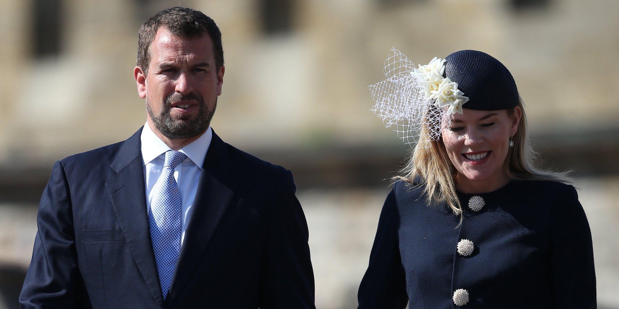 Peter Phillips y Autumn Kelly confirman su separación en un comunicado tardío