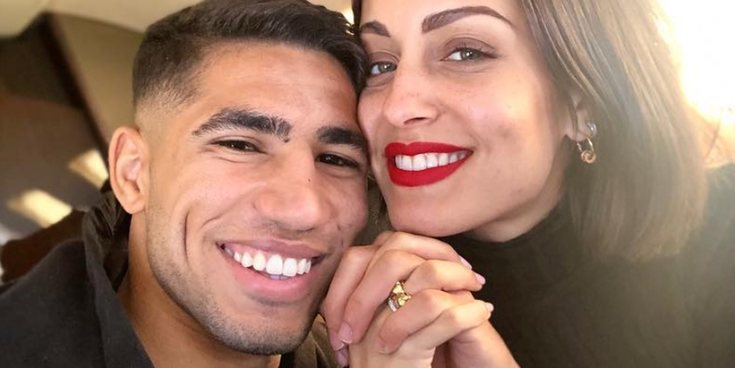 """Hiba Abouk, muy feliz por el nacimiento de su primer hijo Amín: """"Gracias a la vida, que me ha dado tanto"""""""