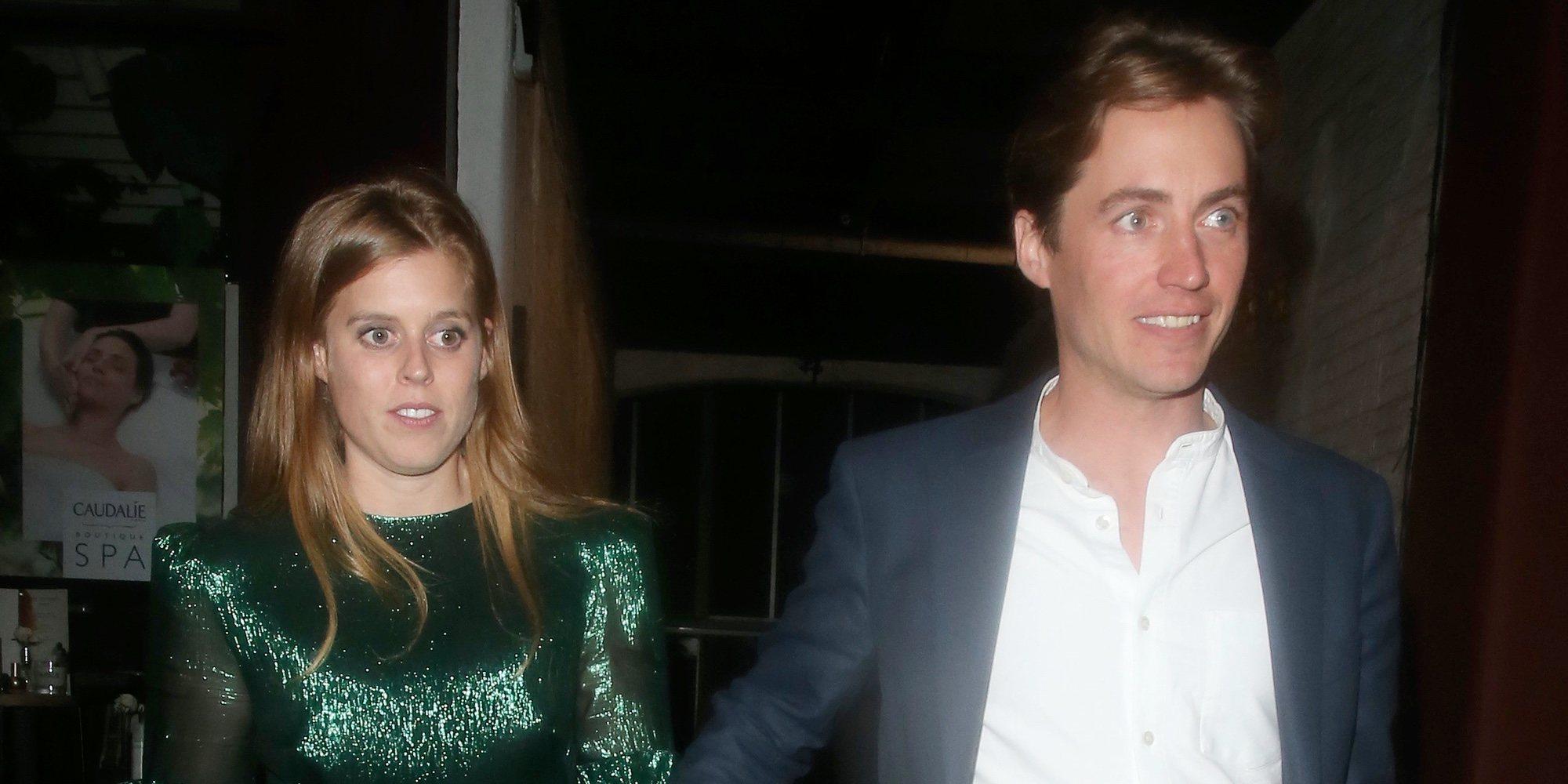 Así afectó el escándalo del Príncipe Andrés a la boda de Beatriz de York y Edoardo Mapelli Mozzi