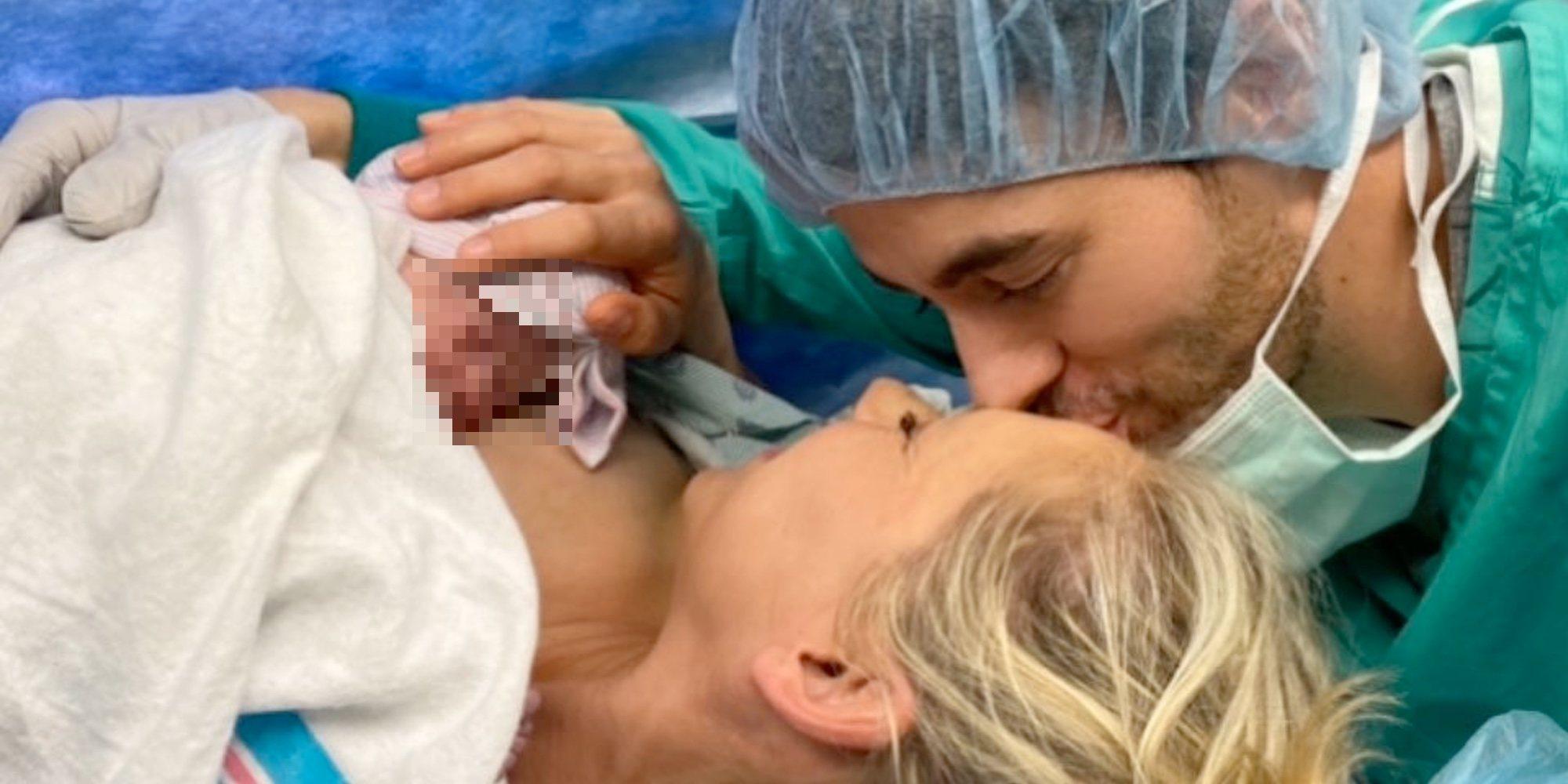 Enrique Iglesias y Anna Kournikova presentan a su tercera hija y desvelan el día que nació