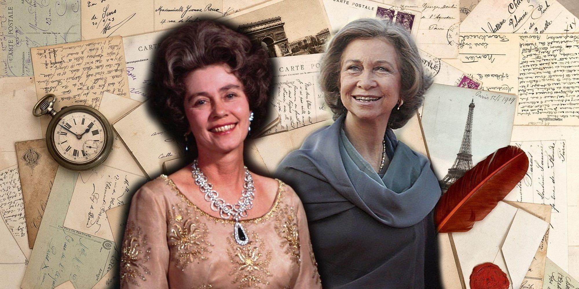 Así son los diarios secretos de Federica de Grecia y lo que revelan sobre la Reina Sofía