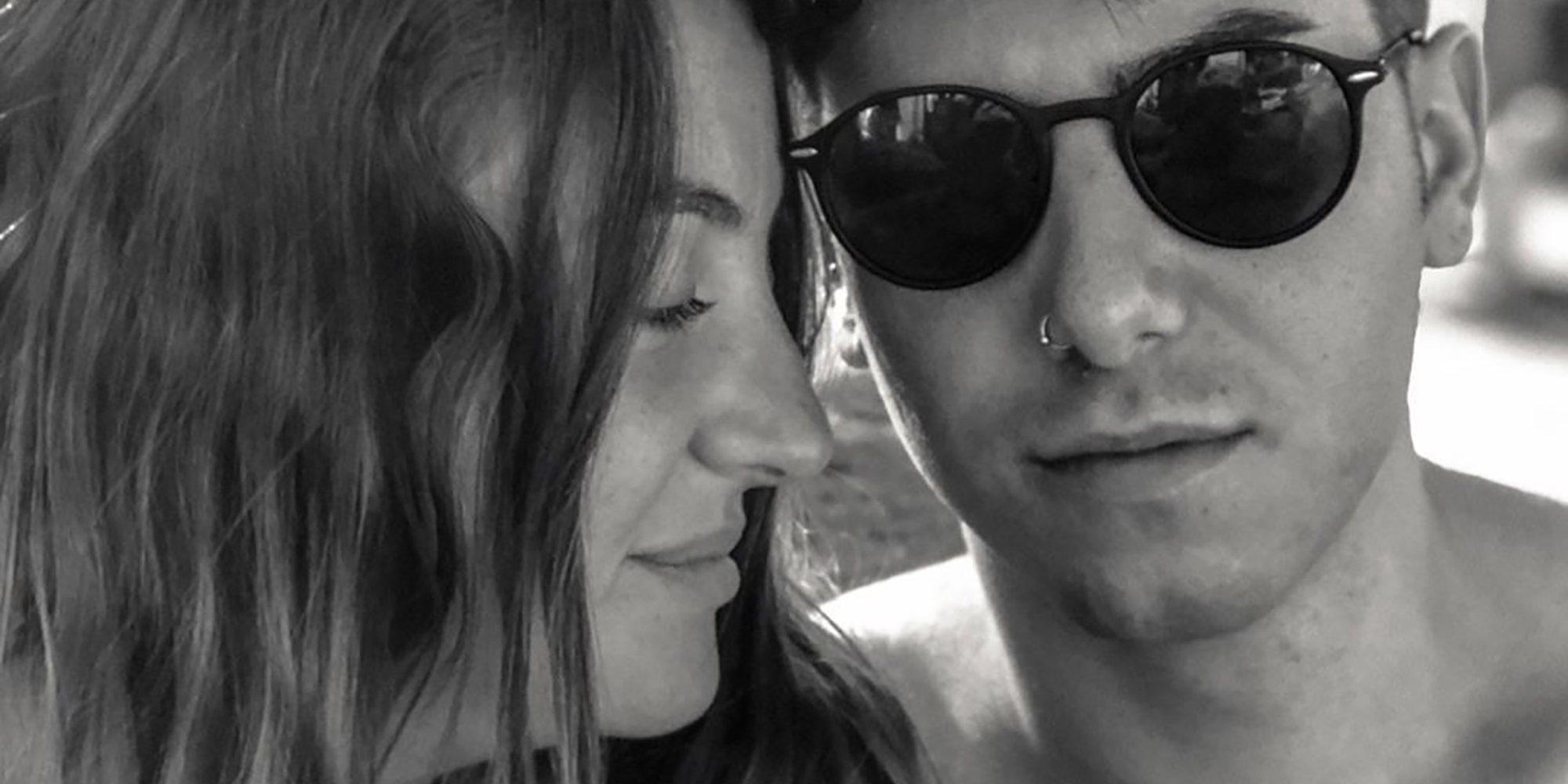 Rocío Flores se emociona con el mensaje de despedida de su novio días antes de irse a 'Supervivientes 2020'