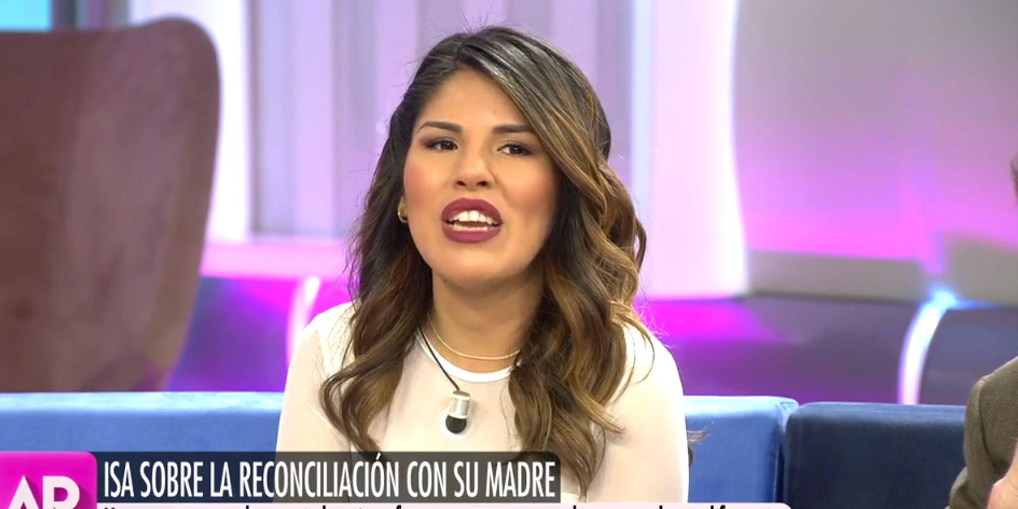 """Chabelita: """"Mi madre Isabel Pantoja quiere empezar desde cero con Asraf y conmigo"""""""