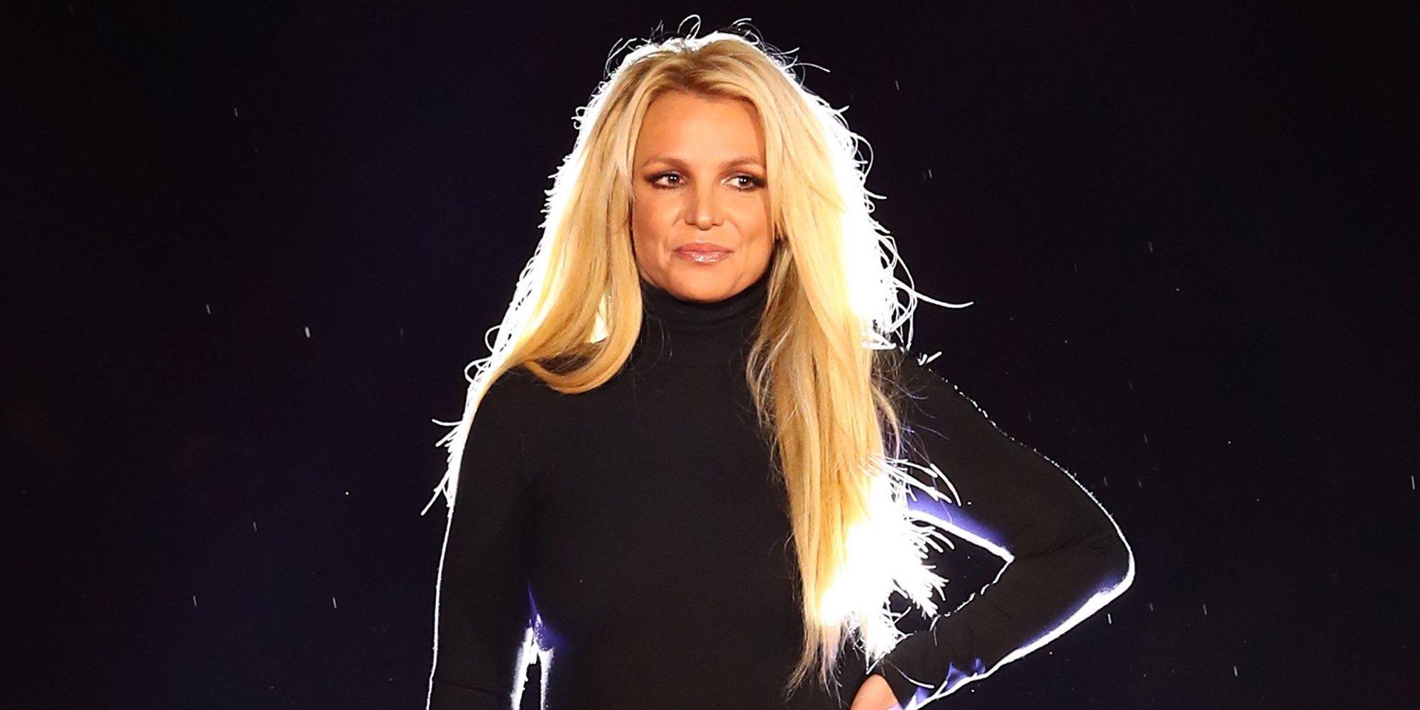 Britney Spears, hospitalizada tras romperse un pie bailando