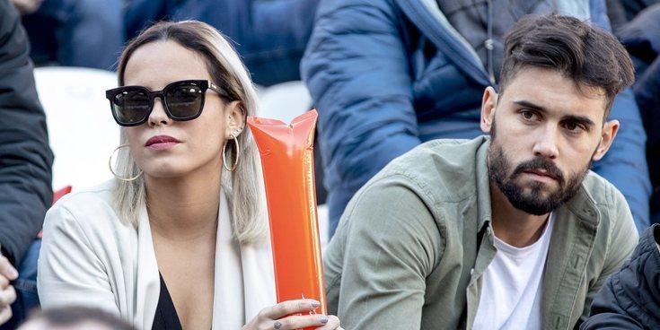 La declaración de amor de Gloria Camila a su novio con pullita incluida a Kiko Jiménez