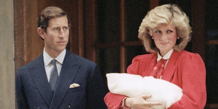 'The Crown' recrea una escena de Lady Di embarazada jugando con el Príncipe Guillermo de pequeño