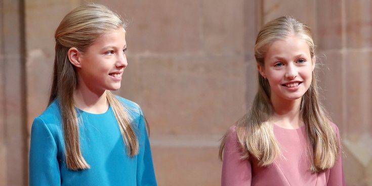 El lamento de Menchu Álvarez del Valle al hablar de sus bisnietas, la Princesa Leonor y la Infanta Sofía