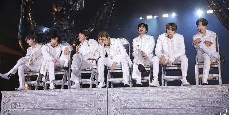 BTS lanza su nuevo y esperado álbum 'Map of the Soul: 7'
