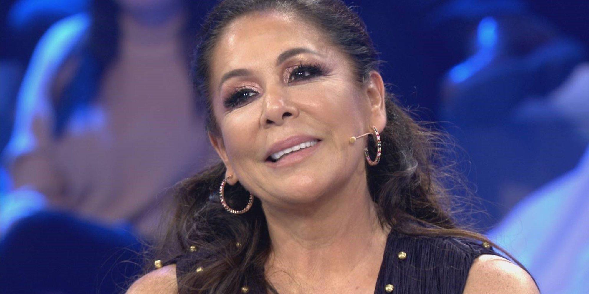 """El precioso mensaje de Isabel Pantoja a Irene Rosales en 'Volverte a ver': """"No seré tu mamá, pero seré tu segunda madre"""""""