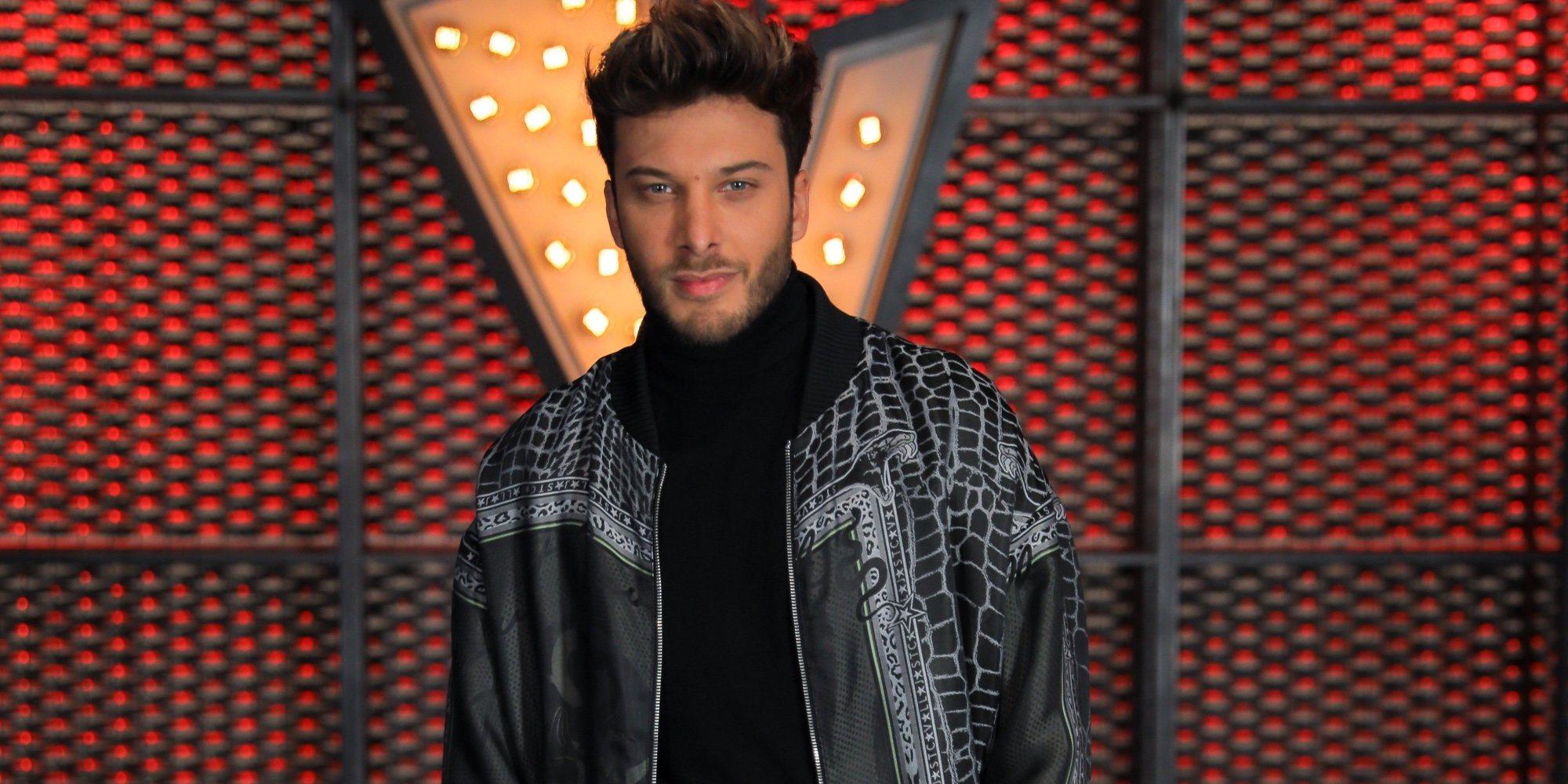 """Blas Cantó, sobre Eurovisión 2020: """"Me da miedo no escucharme bien. Es lo que más respeto me da"""""""