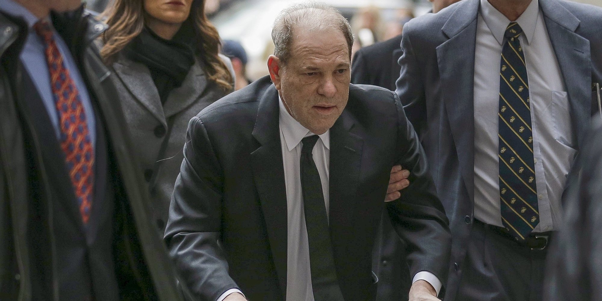 Harvey Weinstein, declarado culpable por violación y agresión sexual