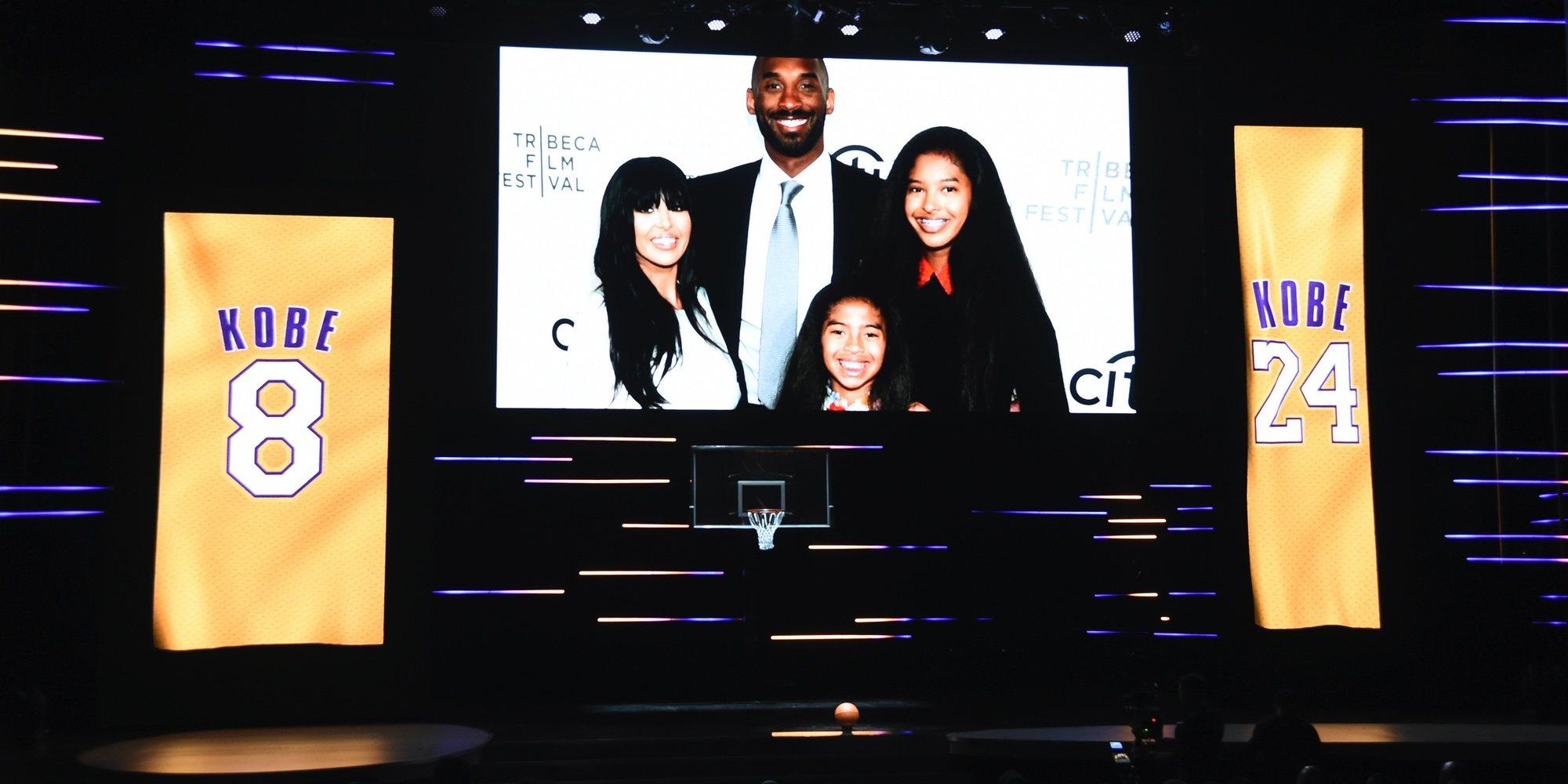 Así ha sido la emocionante despedida de Kobe Bryant y su hija Gigi con la actuación estelar de Beyoncé