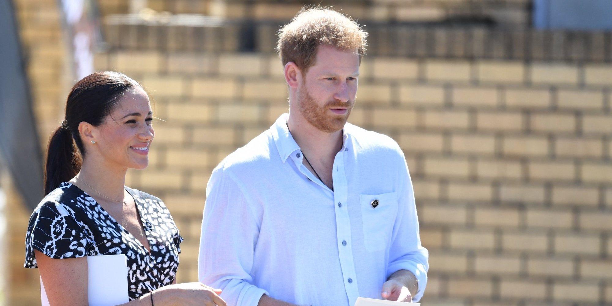 El inviable plan de seguridad del Príncipe Harry y Meghan Markle debido a su coste