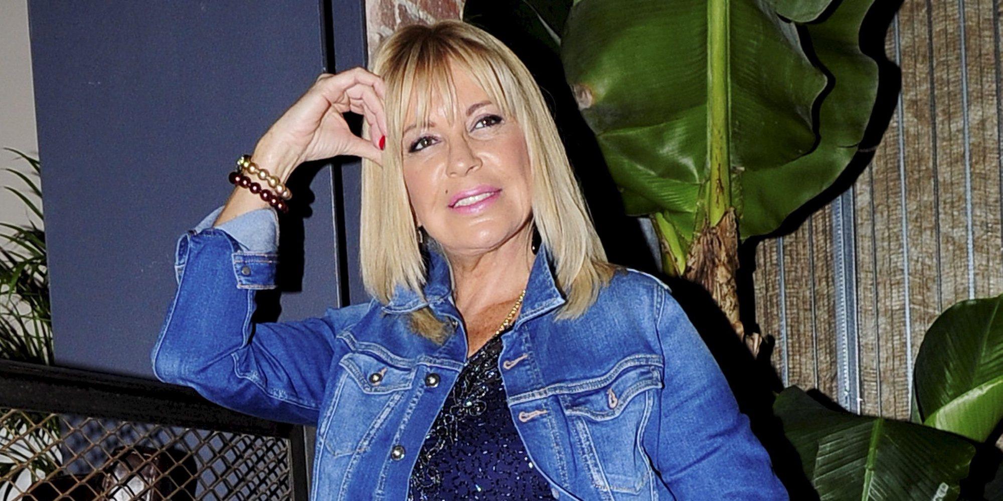 Bárbara Rey se ha puesto un balón gástrico con la intención de controlar mejor su peso